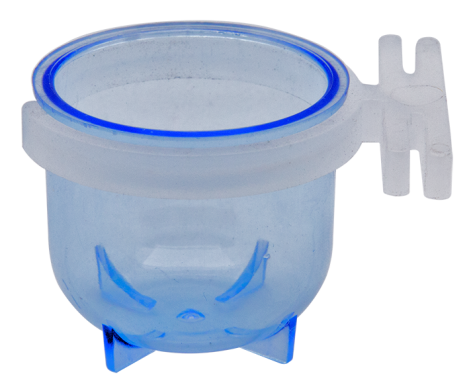 Porta Vitaminas Azul